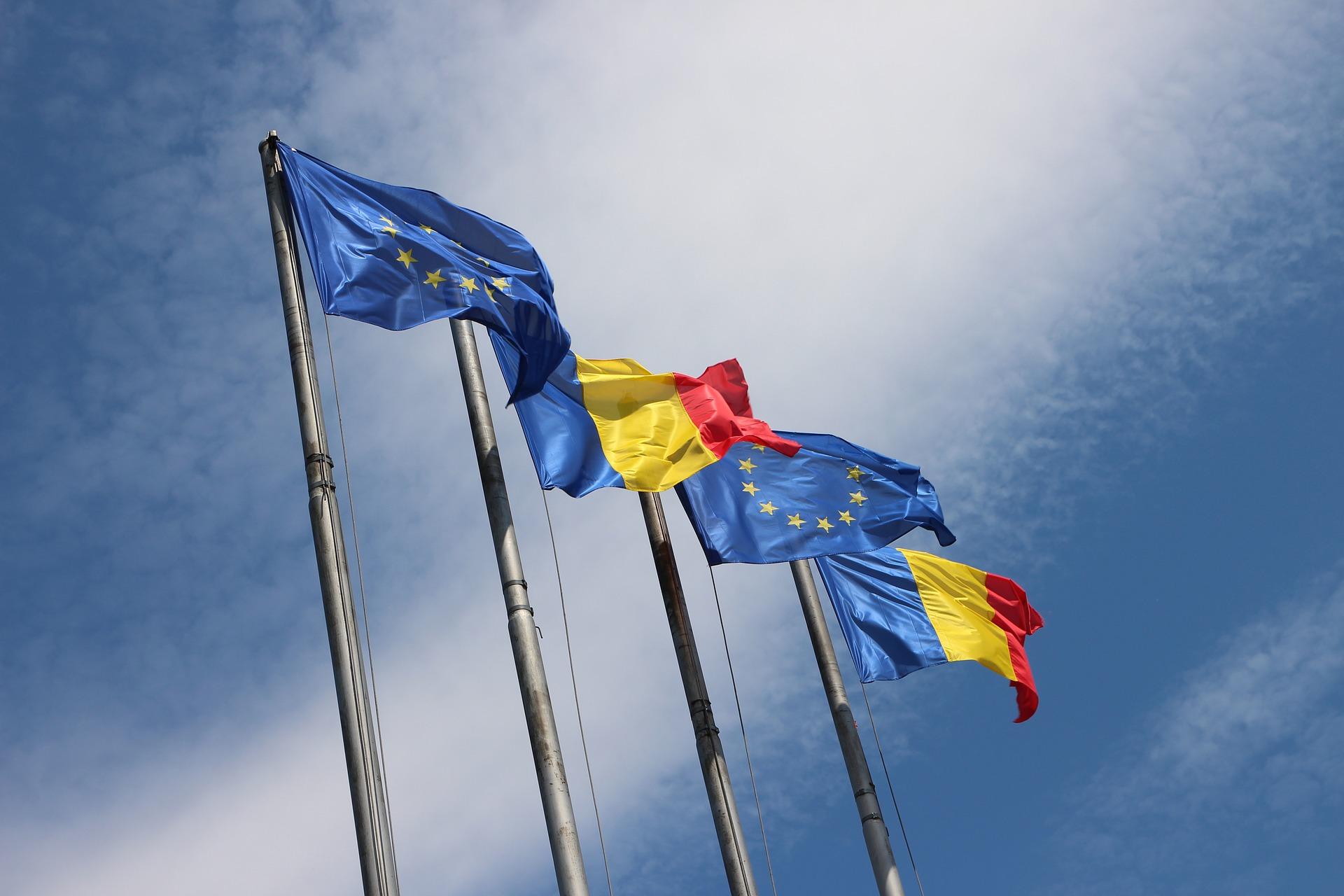 pontaj electronic UE RO